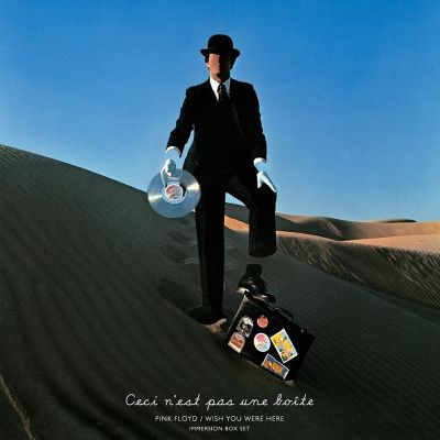 """Pink Floyd - """"Wish You Were Here"""" -Immersion"""