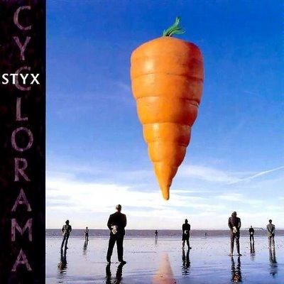 "Styx - ""Cyclorama"""