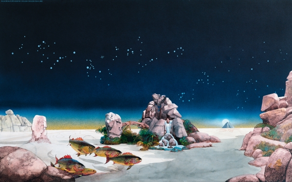 Tales from Topographic Oceans (Yes)