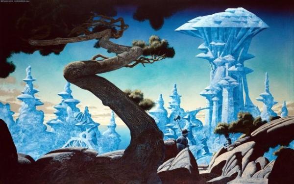 """""""Freyja's Castle"""""""