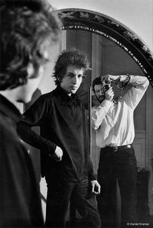 Kramer fotografa Dylan