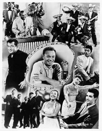 O DJ Alan Freed, a quem se atribui o termo Rock and Roll