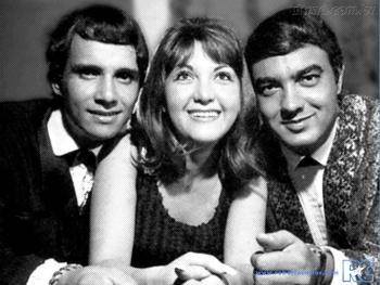 Roberto, Wanderléa e Erasmo