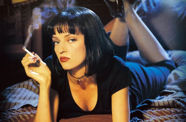 """Pulp Fiction"": Uma Thurman"