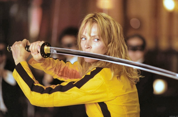 """Kill Bill vol. 1"": Uma Thurman"