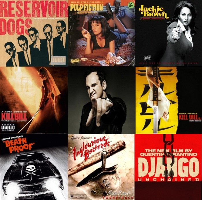 tarantino-soundtracks