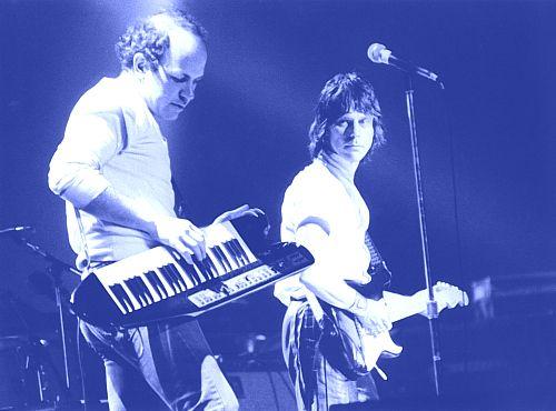 Jan Hammer e Jeff Beck
