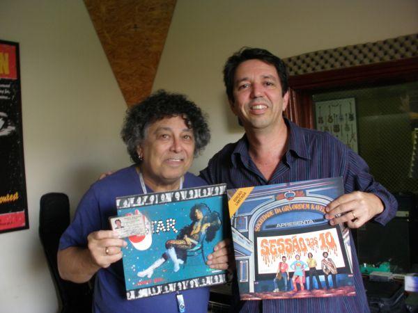 Edy Star, eu e os discos