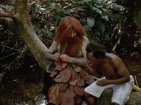 Macunaíma com o Caipora (Rafael de Carvalho)