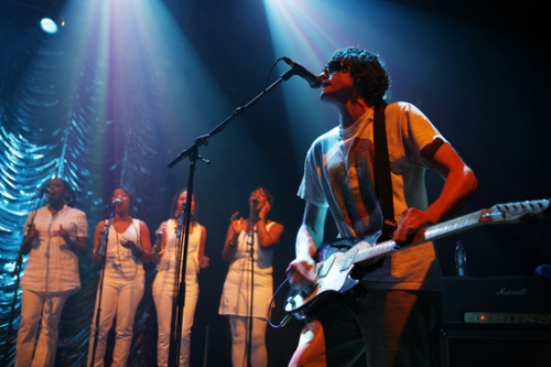 Spiritualized in concert - London