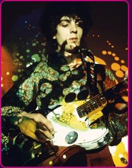 Syd Barrett, o idealizador do Pink Floyd