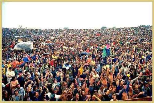 Festival de Woodstock - 1969