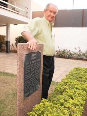Bariani Ortêncio - fundador do Bazar Paulistinha