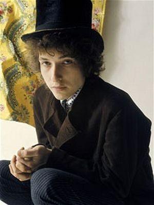 DWF15-919256 Singer Songwriter Bob Dylan