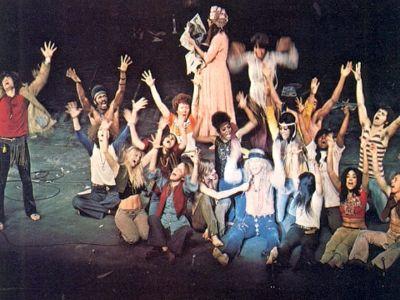 Montagem teatral da década de 60