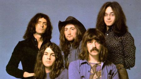 Deep Purple, por volta de 1973
