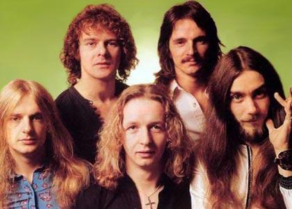 Judas Priest, por volta de 1975