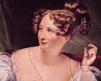 Harriet Smithson, a amada