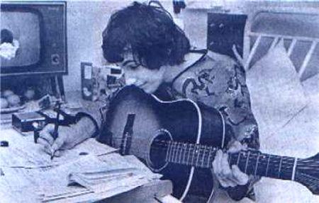 Cat Stevens no final da década de 60