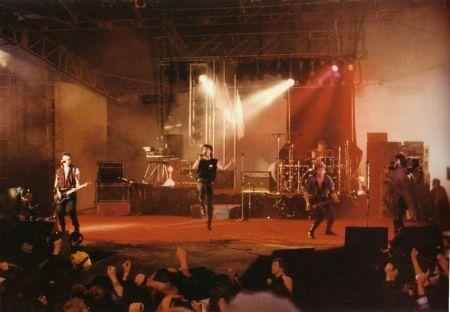 O show de 1983 no Red Rocks