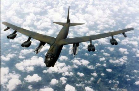 B-52, o bombardeiro