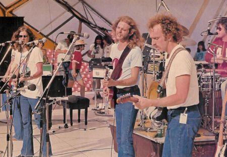 Eagles em 1977