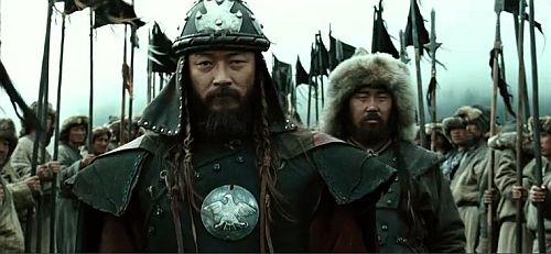 """Cena de """"Mongol"""" sobre a vida de Temudjiin antes dele se tornar Genghis Khan."""