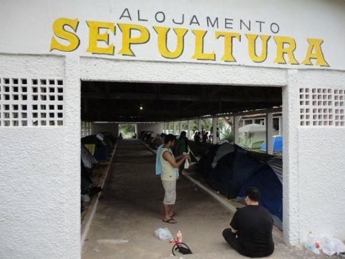 Estábulo (Alojamento) Sepultura