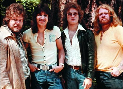 Randy, Tim, Robbie e Fred