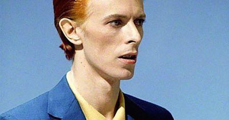 """Bowie, à época de """"Young Americans"""""""