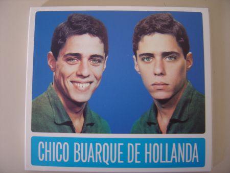 O primeiro disco de Chico, cuja primeira faixa é justamente A Banda.