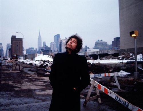 Dylan em Nova York, 1983