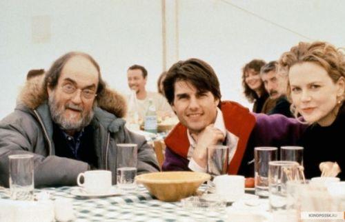 Kubrick, Cruise e Kidman